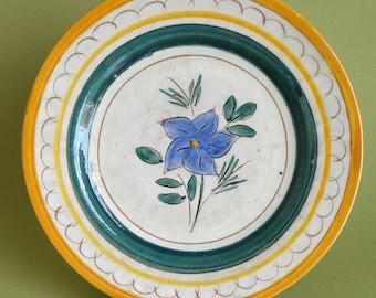 Stangl Pottery Terra Rose Garden Flower Bread and Butter Plate