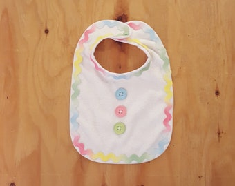 Cotton Terry Bib