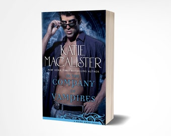Signed paperback copy of In the Company of Vampires