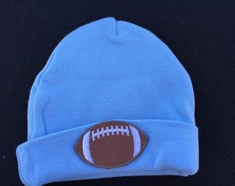 Infant crib hat.  0-3 months size.