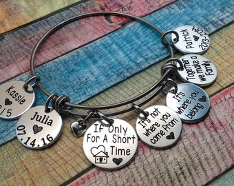 Foster Parent gift, Foster parent jewelry, Foster Family gift, Foster Child Gift, Foster Home bracelet, Foster Mom gift, Foster care jewelry
