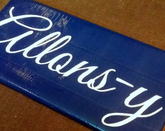 CLEARANCE: Allons-y Duct Tape Wallet