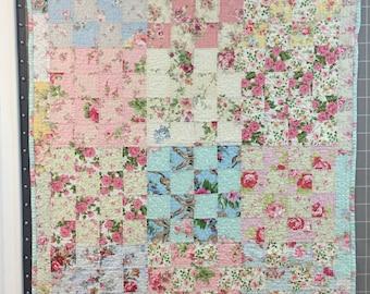 Hand Made Quilt #4