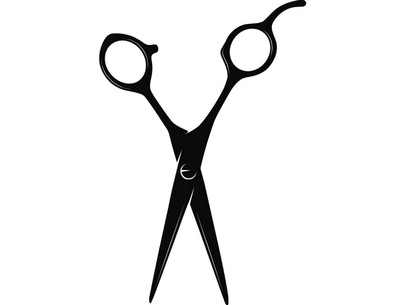 how to use scissors to cut hair