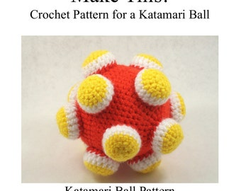 Katamari Ball Pattern