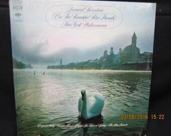 Leonard Bernstein NY Philharmonic On the Beautiful Blue Danube
