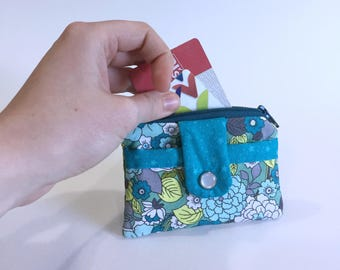 Small Zippered Bag