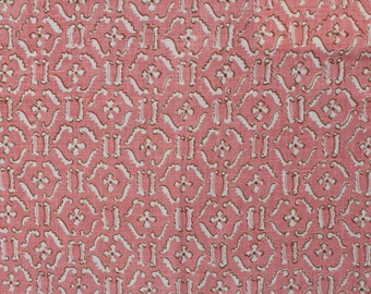 """Raoul Textiles """"Remy"""" Hand Printed Linen Drapery Panels'"""