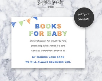 Teal adventure books for baby baby shower insert instant blue books for baby baby shower insert instant download do it yourself solutioingenieria Image collections