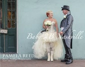 Ivory Wedding Skirt Weddi...