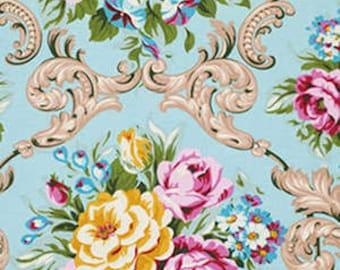 Circa Maggie  by Jennifer Paganelli for Free Spirit Fabrics PWJP076-Blu Blue