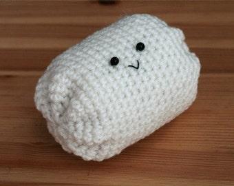 Locally Made Mozzarella -- Crochet