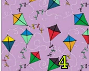Fly a Kite Scrub/ Chemo Hat