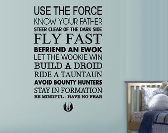 Let the Wookie Win - Wall Decal,  Popular Characters