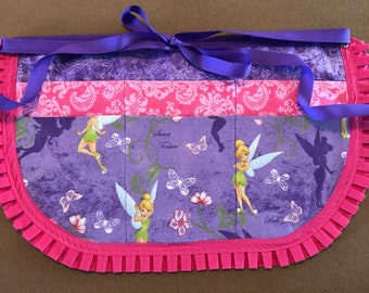 Tinkerbelle Teacher Apron