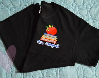 Librarian Bookworm T-shirt