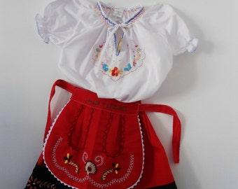 Typical Portuguese Costume for children