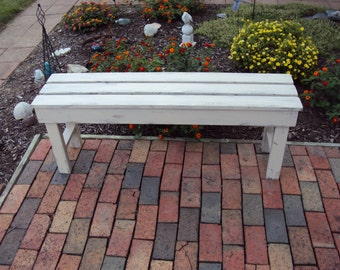 Outdoor Bench, Bench, Wood Bench, Benches, Wood Benches, Outdoor Furniture,