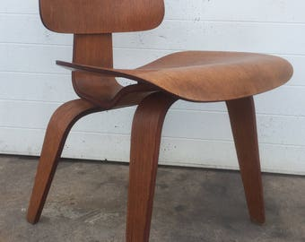 Eames Herman Miller DCW Chair Mid Century