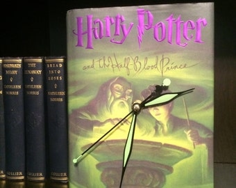 Harry Potter Collectable Book Clock