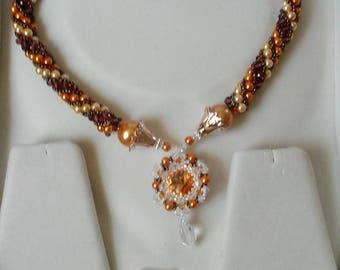 Dazzling Crystal necklace
