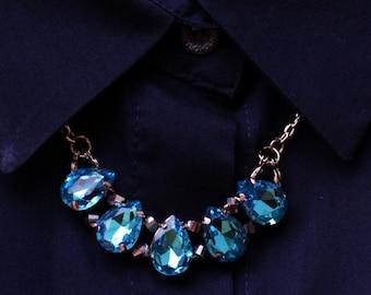 Shirt necklace / shirt collar / collar for shirt