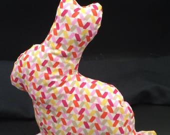 Rabbit pillow patterns