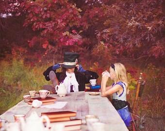 Fine art | Alice In Wonderland | Conceptual Photography Print