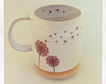Wishing in the Wind Mug