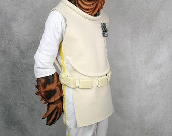 Star Wars - Admiral Ackbar Jumpsuit and Vest