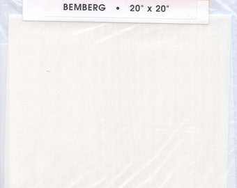 Vintage Millinery Fabric / Bemberg / Designed for Making Your Own Millinery Flowers / Made in Japan