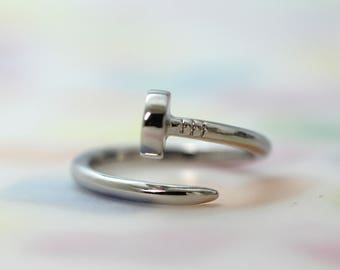 special NAIL KNUCKLE RING