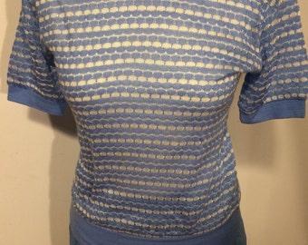 Sale!!!! 50% REDUCED!!!! Original vintage 70s top striped!