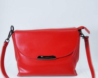 Women's leather Clutch