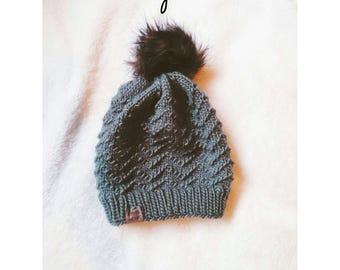 Michell Hat - Knitting Pattern