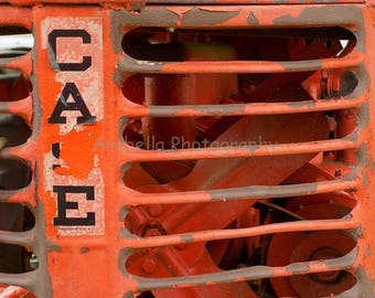 Case tractor grill unique color photograph 25% off with coupon code SPRINGSALE