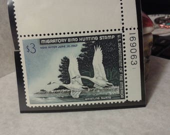 1967 Migratory Bird Hunting Stamp