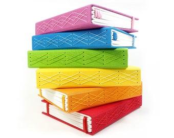 A5 Bullet Journal Notebook with 130gsm paper - Excellent planner, bullet journal, or sketchbook.