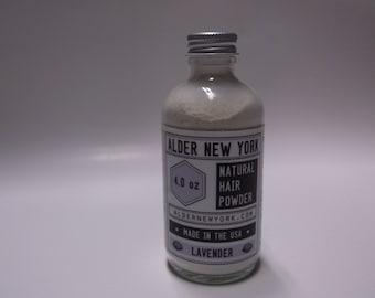 Dry Shampoo: Alder New York Natural Hair Powder