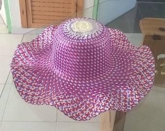 Handmade Lady Hat