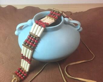 Native American Plains Bone Choker