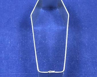 Coffin 4 Inch Cookie Cutter