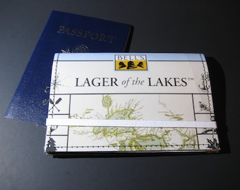Bell's Lager of the Lakes Passport Cover