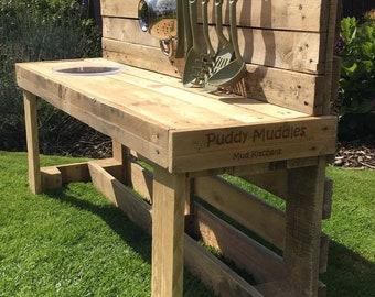 Infant Mud Kitchen - Up to 5 years old