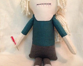Andrea - Inspired by TWD - Creepy n Cute Zombie Doll (P)