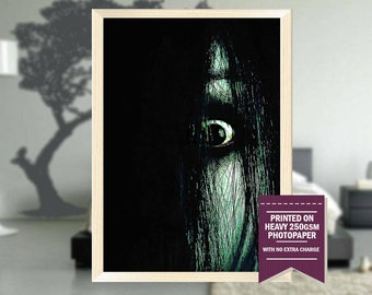 The Grudge, fanart, the grudge movie, the grudge print, best posters, the grudge art, the grudge poster, cool art