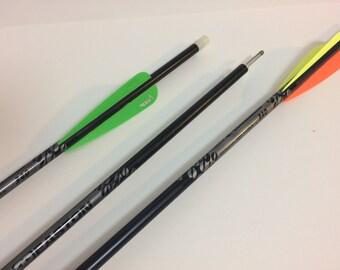 Atlatl Dart, Modern Aluminum Take-Down