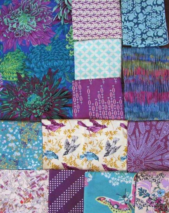 56x64 Custom Order Random Patchwork Quilt