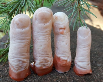 Zombie Fingers Soap - Walking Dead - Halloween Soap - The Walking Dead - Horror - Severed Fingers - Gag Gift - Novelty Soap