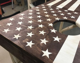 50 Stars Us Flag Reusable Stencil Available In 22 Sizes